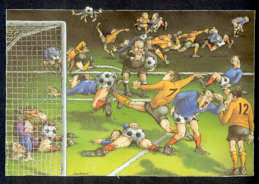 Ангел мужчина, прикольные открытки футбол